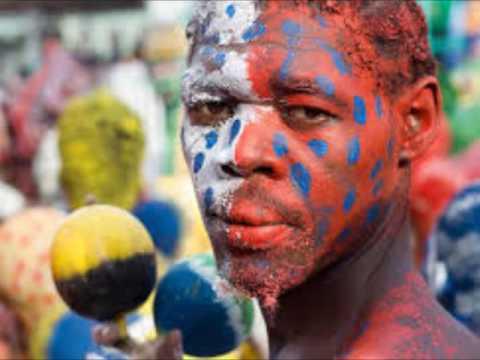 AFRO Haitian instrumental 2017 (pollobeatt)