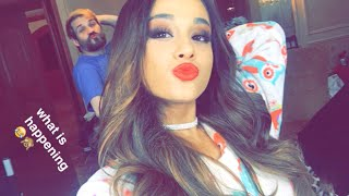 Ariana Grande | Best Snapchat Videos | 2016