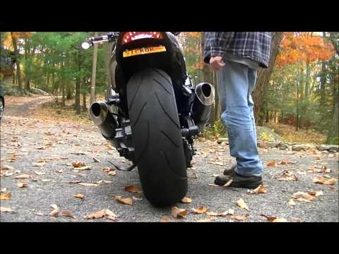Best 4-2 exhaust system | Yamaha Star V-Max VMAX Motorcycle