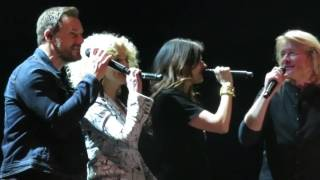Little Big Town Jolene Tampa Florida Dolly Parton
