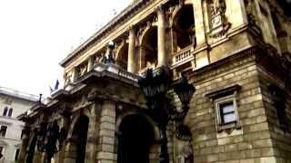 Budapest: Andrassi av., Széchenyi lánchíd, fishermen's Bastion/Будапешт: прогулка по главным местам(В этот день мы успели посмотреть все основные достопримечательности города: прогулялись по главному просп..., 2014-10-04T13:05:29.000Z)