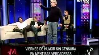 """Gambar cover Fernando Alarcón deleita con su chiste """"Luis Patricio y Francisco Javier"""""""
