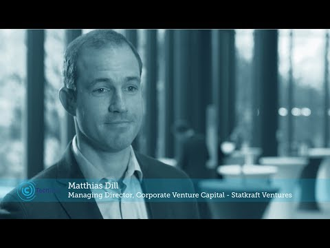 Trends in the Venture Capital industry - Interview with Matthias Dill, Statkraft Ventures