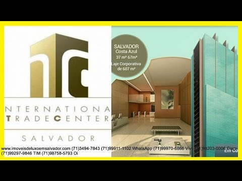 ITC- International Trade Center | Salvador | Moura Dubeux