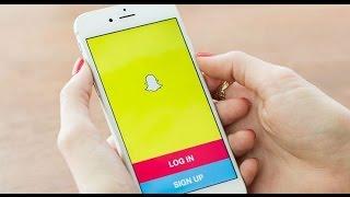 Как пользоваться Снэпчатом. Регистрация Snapchat на русском