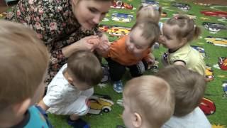 Фольклорные занятия в детском саду