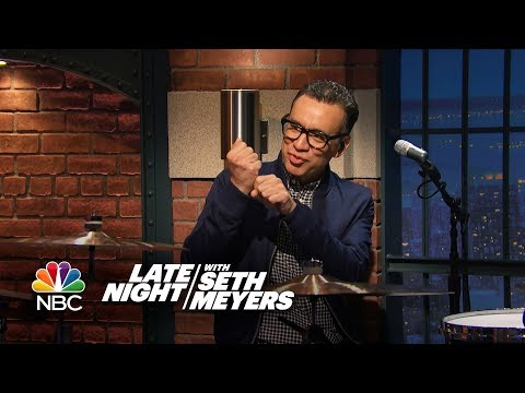 Fred Armisen Started a Summer Camp for Kids