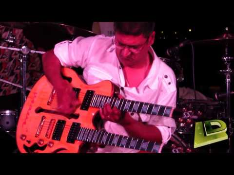 Inward Eye - Vravi Guitar Fusion @ Revival of the Bandstand Festival
