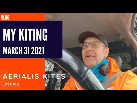 My Kiting - March 31st 2021 - Yet Another Tutorial?