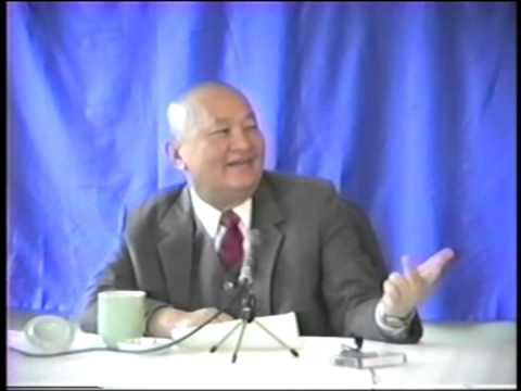 Thiền sư Lương sĩ Hằng thuyết giãng_11:Nguyên Lý Nam Mô Di Đà Phật