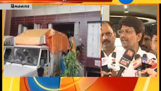 Sabarkantha: Detained of Thakor Sena President due to strike & rally at Himmatnagar