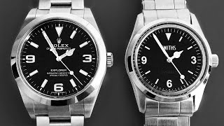 The Rolex Explorer 214270 & Smiths Everest PRS-25 (Review): 50+ Years of Design
