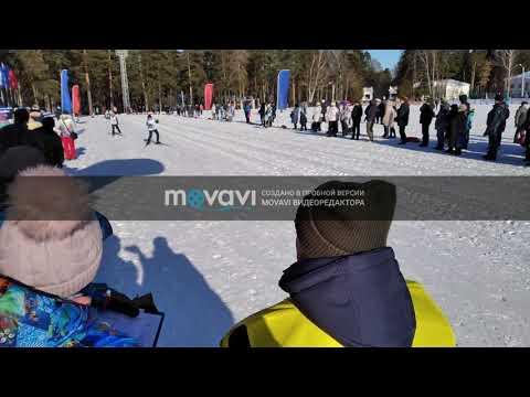 Лыжня России 2020. Муром стадион Авангард.