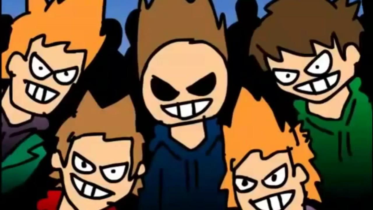Edd X Tom X Matt: Edd, Tom, Matt Y Tord Vs Clones