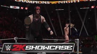 WWE 2K19: The Return of Daniel Bryan - Odcinek 4!✔.