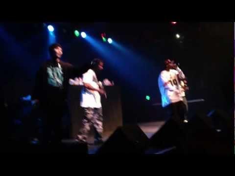 Bone Thugs - n-Harmony - Blaze It (Live)