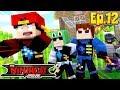 Minecraft LEGO NINJAGO - LORD GARMADON HAS TURNED LITTLE LIZARD & SCUBA STEVE EVIL!!