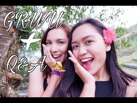 GET READY WITH US(KYLINE ALCANTARA) + Q&A! | Hanna Rioteta | Philippines