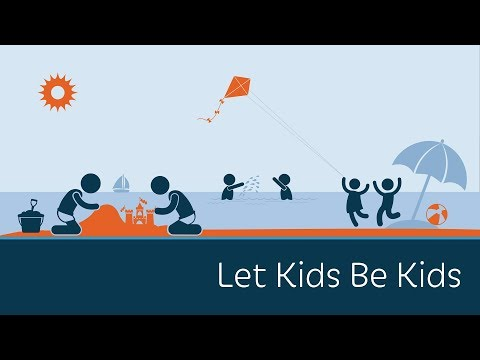 Let Kids Be Kids