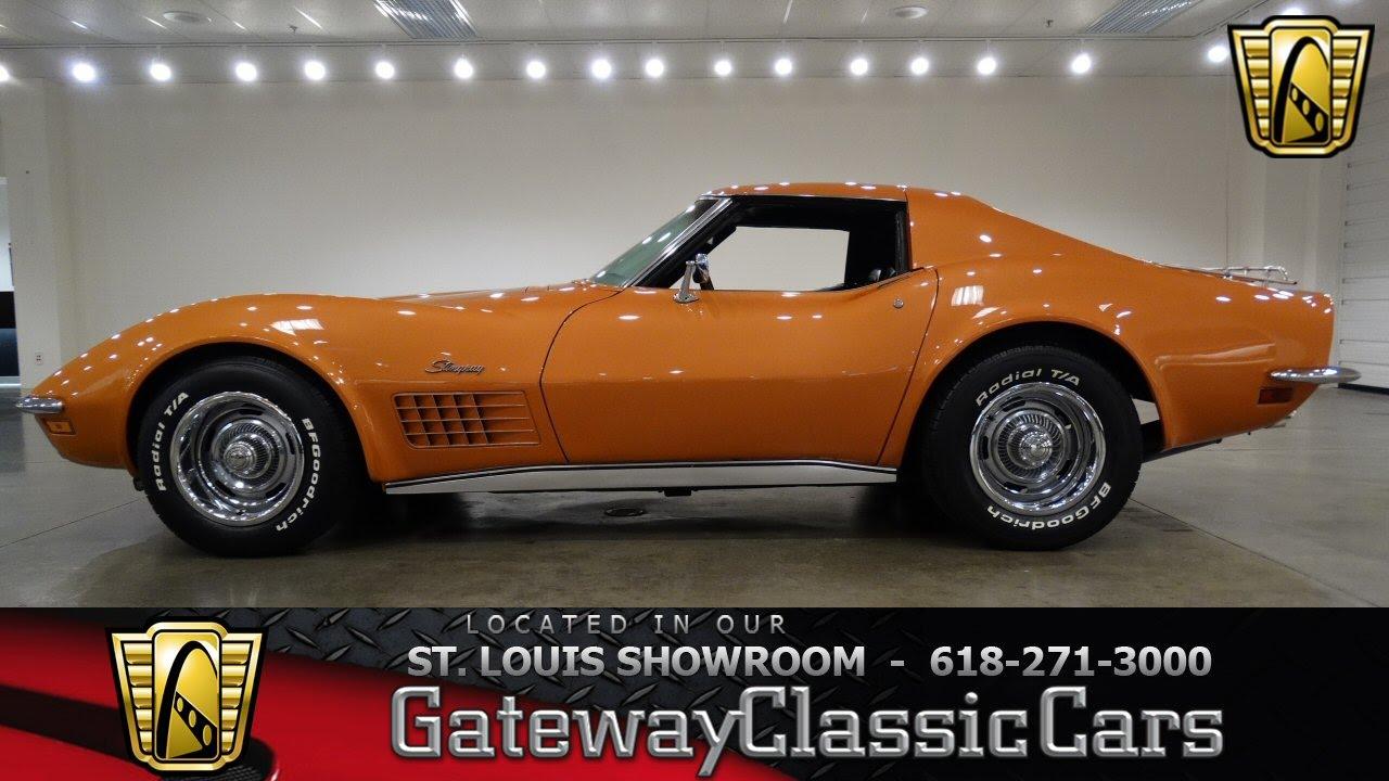 1957 chevrolet corvette for sale on classiccars com 31 -  6948 1972 Chevrolet Corvette Gateway Classic Cars Of St Louis