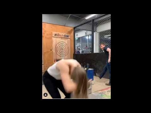 bad Axe Throwing NEAR DEATH