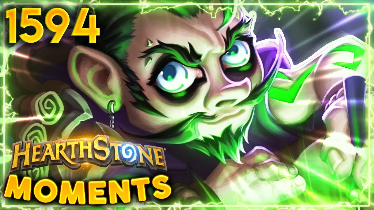 Giving This Card To Priests WAS A MISTAKE! | Hearthstone Daily Moments Ep.1594
