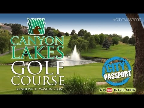 One of the Top Golf Courses in the Pacific Northwest - Canyon Lakes Golf Course