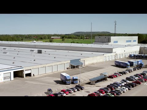 Kinnarps Company Presentation [SWE]