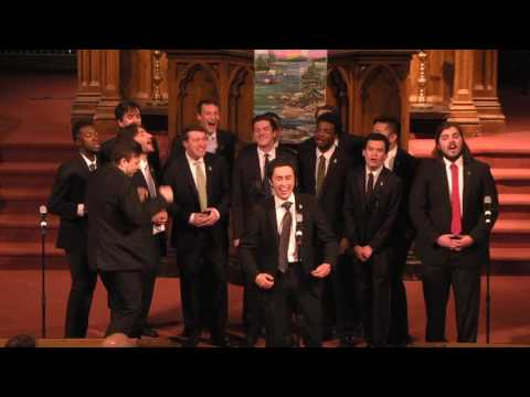 End of Year Bowdoin A Cappella Show