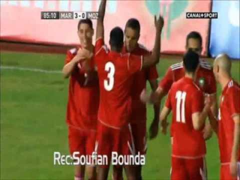 Maroc 4-0 Mozambique (HD) all goals