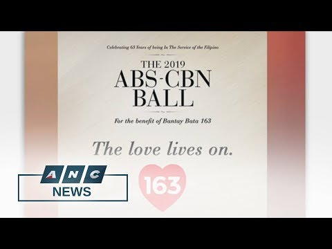 ABS-CBN Ball to honor legacy of Gina Lopez | Dateline Philippines