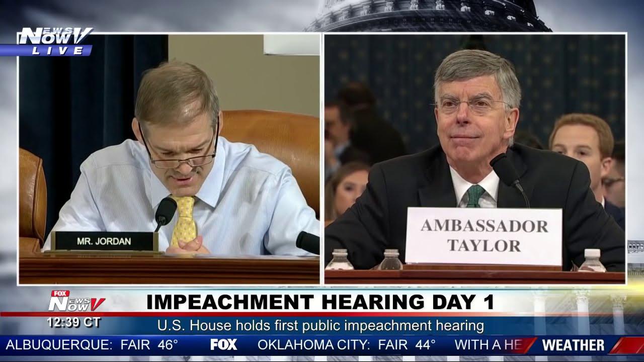 Impeachment updates: Democrats prepare for week 2 of public ...