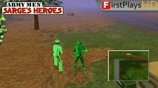 Army Men: Sarge's Heroes (1999) - PC Gameplay / Win 10
