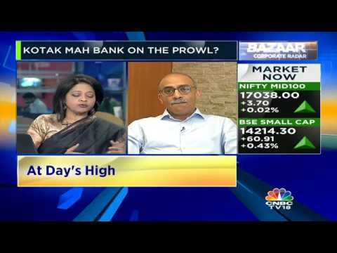 Shareholders Will Have Confidence In The Working Of Uday Kotak: Ican Invst
