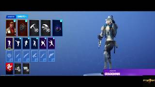 FORTNITE CRACKDOWN DANCE - 2O MINUTES Fortnite Dances