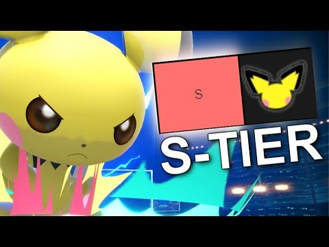 Pichu The GOD of Smash Ultimate thumbnail