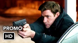 "Tom Clancy's Jack Ryan (Amazon) ""Presidents"" Promo HD - John Krasinski action series"