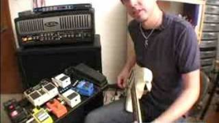 How to Use a Guitar Effect Pedal : Flanger Effects for the Electric Guitar