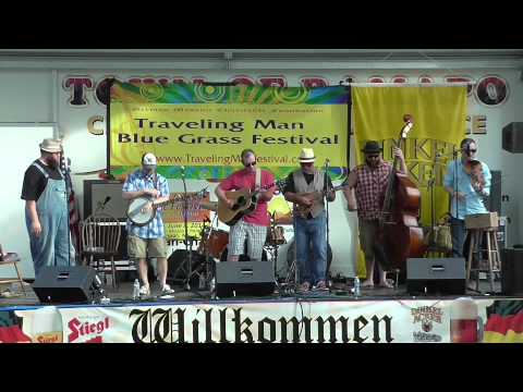 Live at the Traveling Man Music Festival