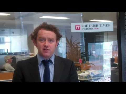 Irishtimes.com: Simon Carswell on Bloxham Stockbrokers