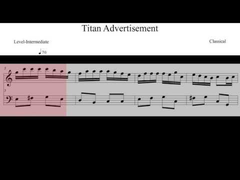 Titan Watch Advertisement