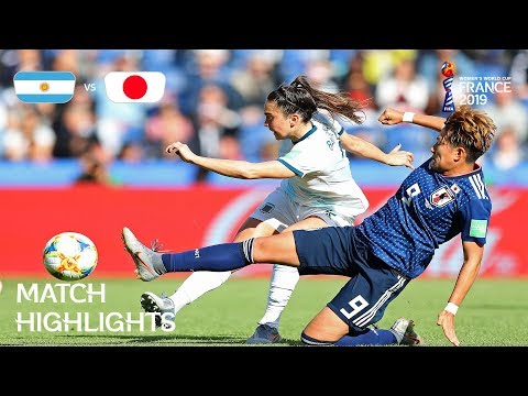 Argentina v Japan – FIFA Women's World Cup France 2019™