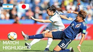 Download Argentina v Japan - FIFA Women's World Cup France 2019™ Mp3 and Videos