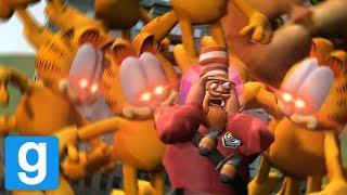 [Garry's Mod] The Garfield Invasion - Sandbox Shenanigans