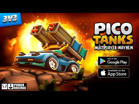 Pico Tanks: Multiplayer Mayhem
