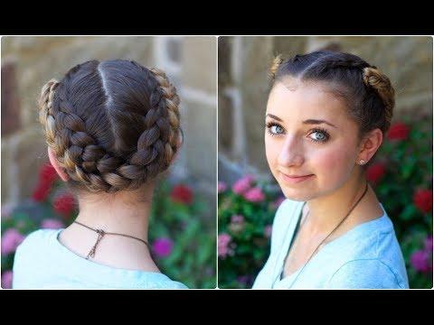 fold- braids -school