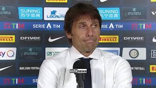 """Inter-brescia 6-0, Furia Conte: """"più Spazio A Sanchez? Certe Caz**** Mi Fanno Ridere"""""""