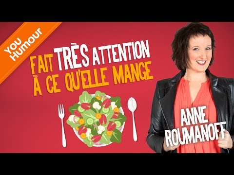 Anne ROUMANOFF, Les dangers alimentaires