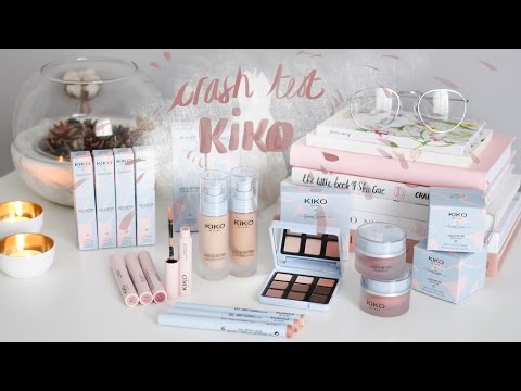 ▷ CRASH TEST ◆ KIKO (Less Is Better 2017 collection)