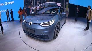 2020 Volkswagen ID3: 4K POV Interior Exterior